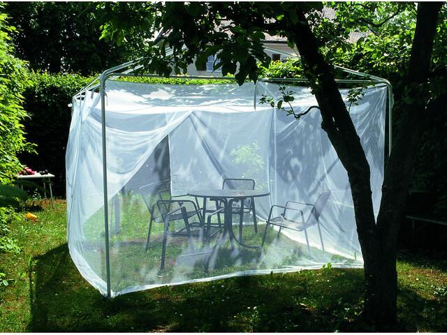 Brettschneider Moustiquaire Lodge Terrazzo - Accessoire tente - blanc
